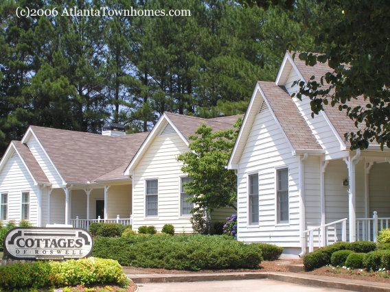 Cottages Of Roswell